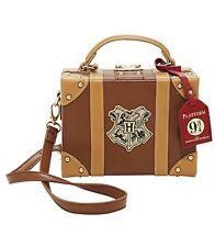 Harry Potter Hogwarts Platform 9 3/4 Trunk Crossbody Handbag Bag Purse NWT!