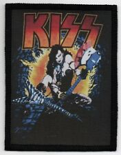 KISS PATCH / SPEED-THRASH-BLACK-DEATH METAL