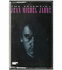 Jean Michel Jarre - The Essential - Audio Cassette Compilation - PLAY TESTED