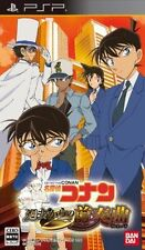 Used PSP Detective Conan: Kakokara no Zensou Kyoku SONY PLAYSTATION JAPAN IMPORT