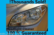 Headlight Restoration Kit For 1 Car Professional Formulation Fast Shipping