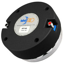 "FAITAL PRO HF140 1.4"" NEO Ti Midrange Tweeter Compression Horn Driver 8 Ohm"