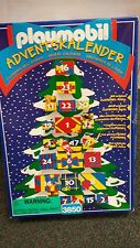 Playmobil 3850 Christmas Advent Calendar 1997 Complete