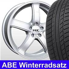 "16"" ABE Winterräder ASA AS1 CS Winterreifen 205/55 für VW Cross Touran 1T, 1t"