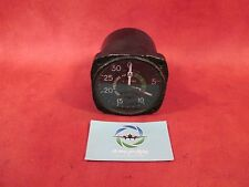 Kollsman Dual Altimeter and Differential Pressure Gauge Type Number 906 D