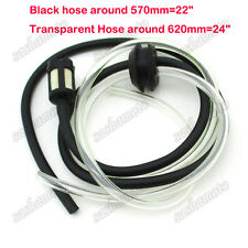 Gas Fuel Line Hose Filter For 33cc 49cc Scooter Cat Eye Xtreme Pocket Bike Moto