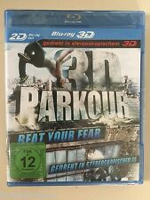 BluRay Parkour Beat your Fear 3D