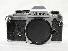 Nikon FG 35mm SLR Film Camera Body with cap Only  SN8288370
