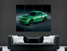 CHEVROLET CAMERO SYNERGY  SUPERCAR  LARGE PICTURE ART  WALL  POSTER  GIANT HUGE