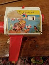 Vintage Fisher Price Music Box Movie Camera 1968 -