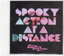 (GM587) Flash Bang Band, Spooky Action At A Distance - 2015 DJ CD