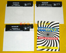 XENON DOUBLE DRAGON SILKWORM GEMINI WING Disk Commodore 64 128 CBM C64 C128