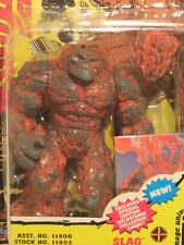 """Jim Lee's Wild C.A.T.S. Slag 6"""" Action Figure with Special Collector Card Rare"""