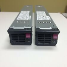 LOT OF (2) HP 411099-001 2250W C-class power supply  412138-B21 398026-001