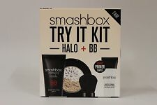 Smashbox Try It Kit BB Cream + Halo, Brush - Fair $55.50 value, Brand New