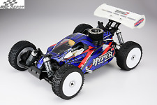NEW HOBAO HYPER M7TQ 7 TQ RTR NITRO BUGGY - BLUE BODY (RC_DEPOT)