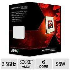 NUOVO! NEW! CPU AMD FX 6300 AM3+ MIGLIOR PREZZO! BEST PRICE!