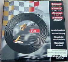 CARRERA 20584 5M JUMPER CABLES NEW IN PACKAGE 1/24 1/32 SLOT CAR TRACK