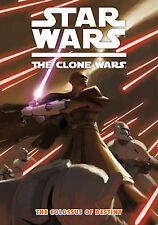 Star Wars : The Clone Wars - The Colossus of Destiny (Vol. 4),VERYGOOD Book