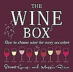 The Wine Box: How to choose wine for every occasion (Book in a Box)