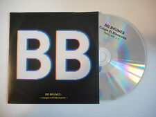 BB BRUNES : COUPS ET BLESSURES [ CD SINGLE PORT GRATUIT ]