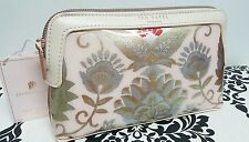 TED BAKER OPULENT ORIENT SMALL MAKE UP WASH BAG