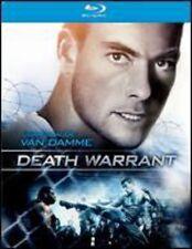 Death Warrant (2012, Blu-ray NEUF) BLU-RAY/WS