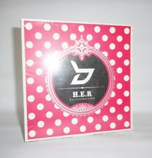 K-POP BLOCK B 4th Mini Album - [H.E.R] CD Sealed Music Album