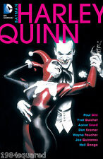 Batman Harley Quinn GN Paul Dini Arkham Alex Ross Neil Google Joker New NM