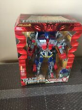 TRANSFORMERS LEADER CLASS OPTIMUS PRIME ROTF REVENGE OF THE FALLEN HASBRO MISB