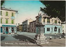 PALMANOVA - VIA CIVIDALE E PALAZZO POSTE (UDINE) 1958