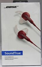 Bose SoundTrue In-Ear Headphones with In-Line Mic for iOS Devices