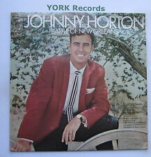 JOHNNY HORTON - Battle Of New Orleans - Excellent Con LP Record Harmony KH 30394