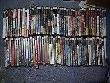 G3c Huge PS2 Playstation 2 Lot Games 007 Devil May Cry Guitar Hero Shooter Etc..