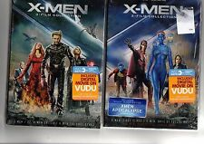 X-MEN COLLECTION DVD SET 1-5 ALL NEW SEALED