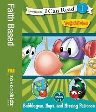 Bubblegum, Maps, and Missing Patience / VeggieTales / I Can Read! (I C-ExLibrary