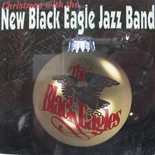Christmas with the New Black Eagle Jazz Band CD 1996 OOP Daring Recs 13trks