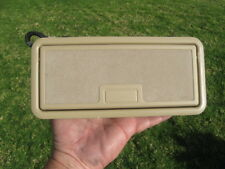 92-99 Mercedes W140 ONE Beige Brown Passenger Rear Vanity Mirror S600 S320 S420