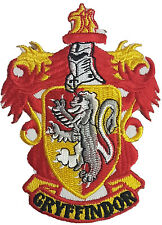 Harry Potter Gryffindor Robe Patch Embroidered Badge sew/iron on 9cm