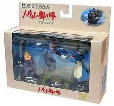 Cominica collection Howl's Moving Castle x 3 body set Ghibli Figure Import Japan