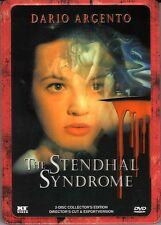 The Stendhal Syndrome , 3D-Holocover Steelbook , 100% uncut , NEW , Region 2
