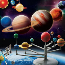 Solar System Planetarium Model Kit Astronomy Science Project DIY Kids Gift JXX