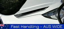 2012-2016 Holden Colorado bonnet side stripes decals stickers suit RG LTZ Z71