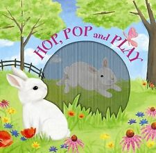 Hop, Pop, and Play: A Mini Animotion Book by Accord Publishing