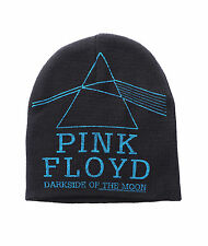 PINK FLOYD - DARK SIDE OF THE MOON BEANIE - Official Headwears & Shirt - NEW