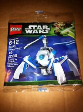 Star Wars Lego Bag Set #30243 Umbaran MHC Droid 49 Pcs Brand New!