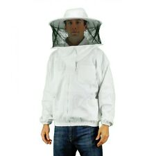 Professional-grade Bee keeping, jacket - Round style hood- Xx Large Size