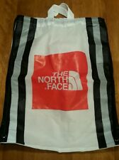 Eco Bag The North Face String Tote Bag Sack 100% Recycled Material Green