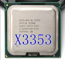 Free shipping Intel Xeon X3353 SLASD 2.66GHZ 12M Socket 771 Quad Core CPU