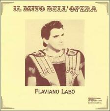 IL MITO DELL'OPERA: FLAVIANO LAB• NEW CD